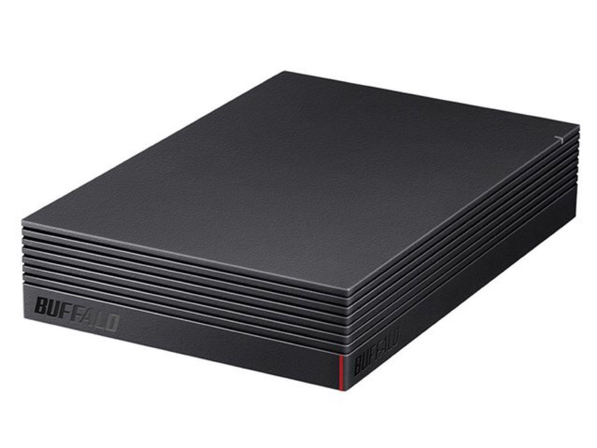 HD-LDS4.0U3-BA バッファロー USB3.1(Gen1)/ 外付けハードディスク 4TB BUFFALO HDD