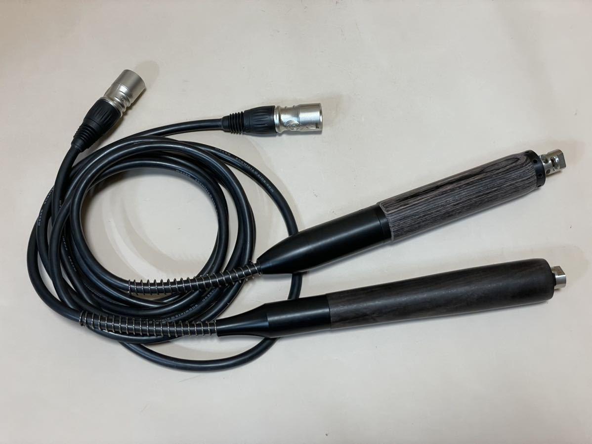 レザークラフト工具 無段階温度調節電気捻り 電気ネン 有名メーカー MASON LAB製