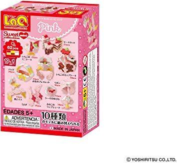 LaQ (ラキュー) スイートコレクション ドレスアップ & ラキュー (LaQ) スイートコレクション ミニ ピンク【_画像6