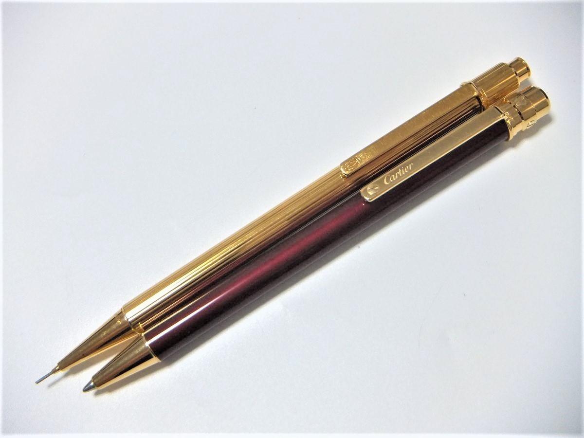 1円~おたからや☆B0526-24 Cartier カルティエ SANTOS サントス ボールペン / Must de