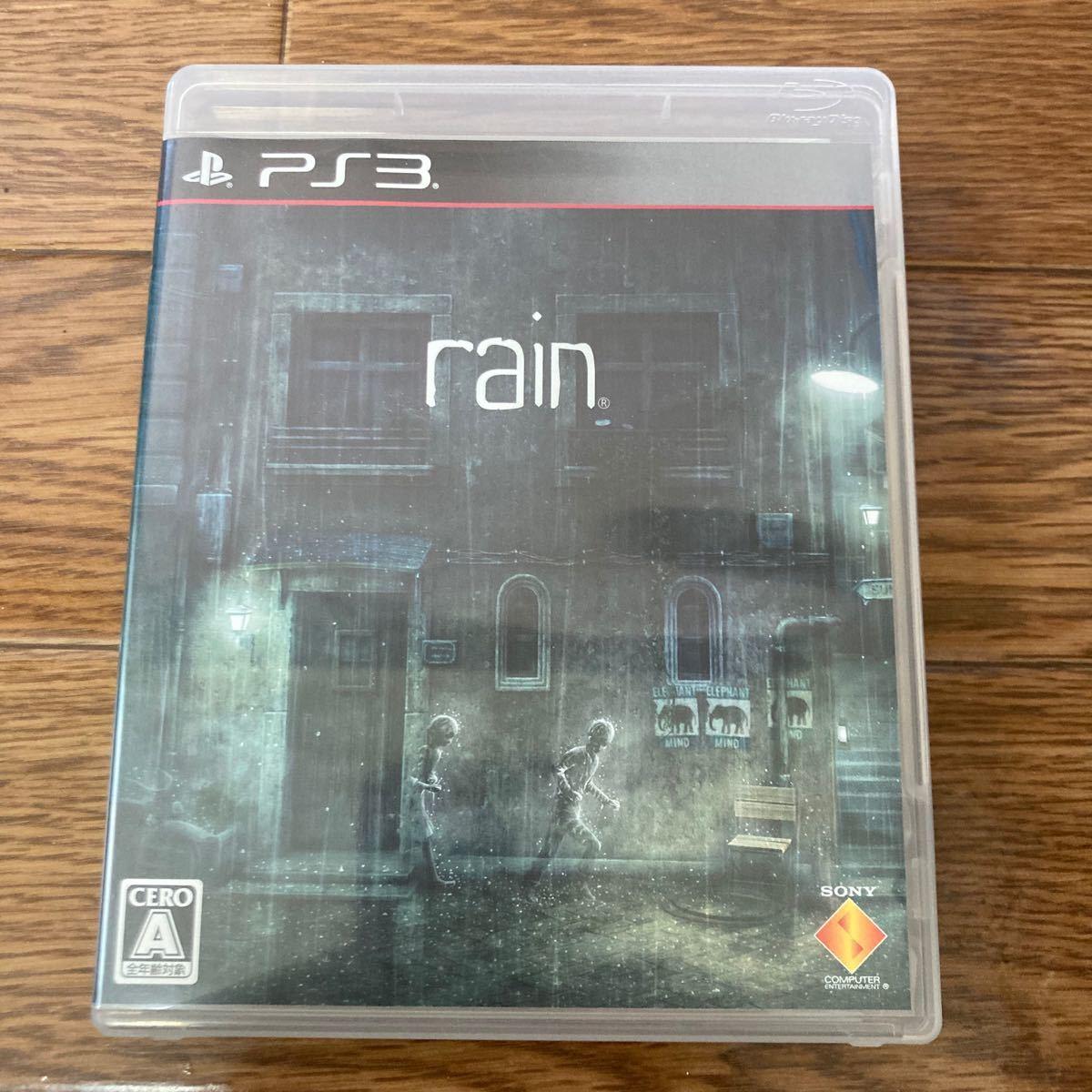 PS3 PS3ソフト レイン Rain