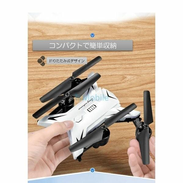 ドローン  KY601S 500万画素 と4K  宙返り 部品有り ビデオ 気圧センサー RCドローン カメラ付き 空撮