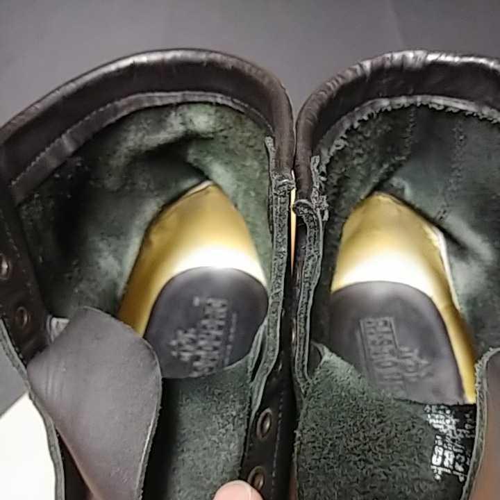 Pistolero Boots 6inch MOC ピストレロ 6インチ モックトゥ ブーツ size us9.5 27.5cm_画像6