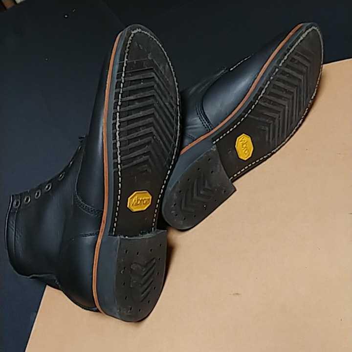 Pistolero Boots 6inch MOC ピストレロ 6インチ モックトゥ ブーツ size us9.5 27.5cm_画像7