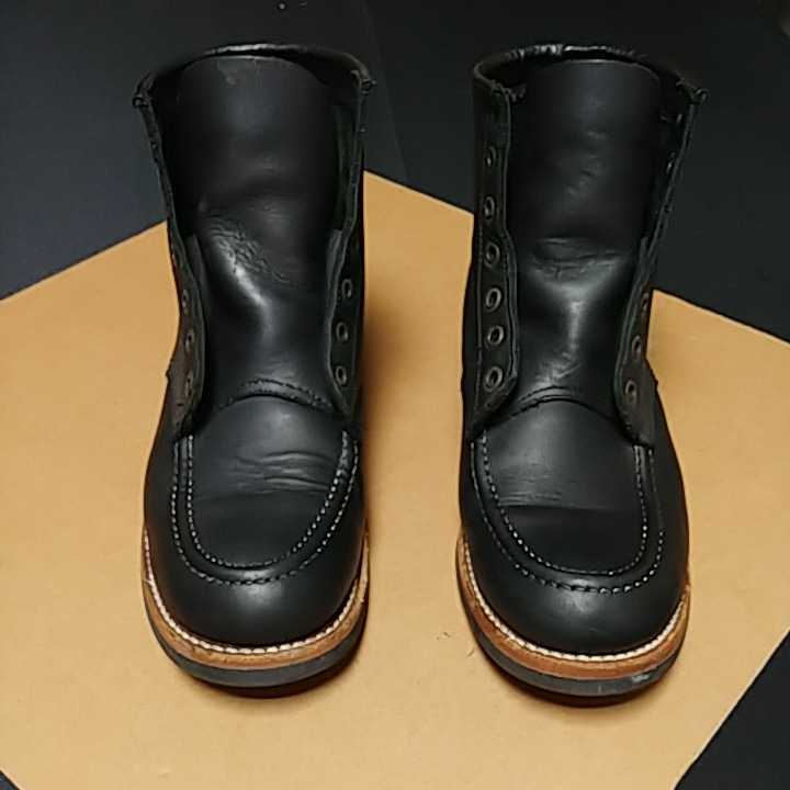 Pistolero Boots 6inch MOC ピストレロ 6インチ モックトゥ ブーツ size us9.5 27.5cm_画像3