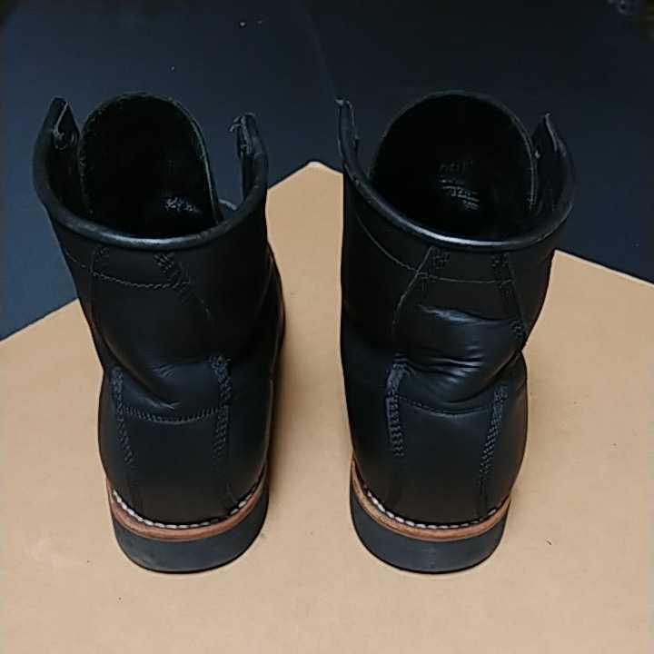 Pistolero Boots 6inch MOC ピストレロ 6インチ モックトゥ ブーツ size us9.5 27.5cm_画像4