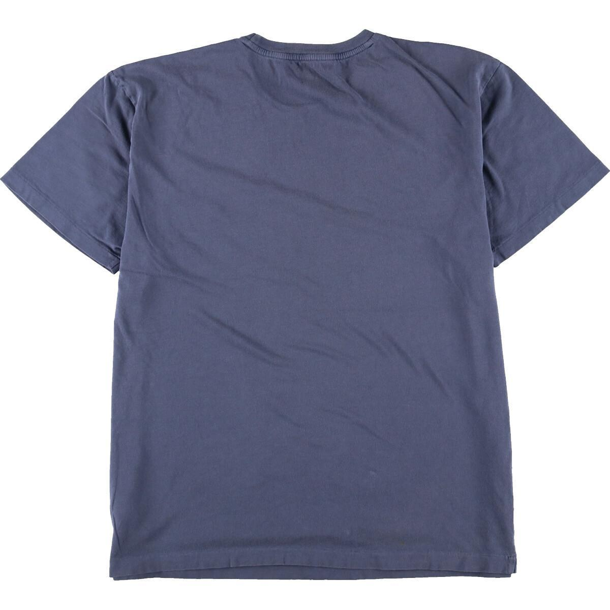 ラルフローレン Ralph Lauren POLO by Ralph Lauren 半袖 ワンポイントロゴポケットTシャツ メンズL /eaa168349_画像2