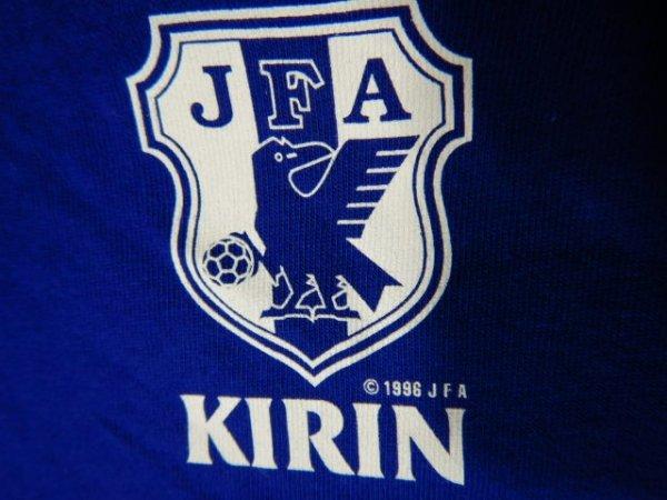 to2981 adidas KIRIN アディダス キリン 2002年 00s vintage ビンテージ tシャツ サッカー ボール ワールドカップ デザイン_画像9