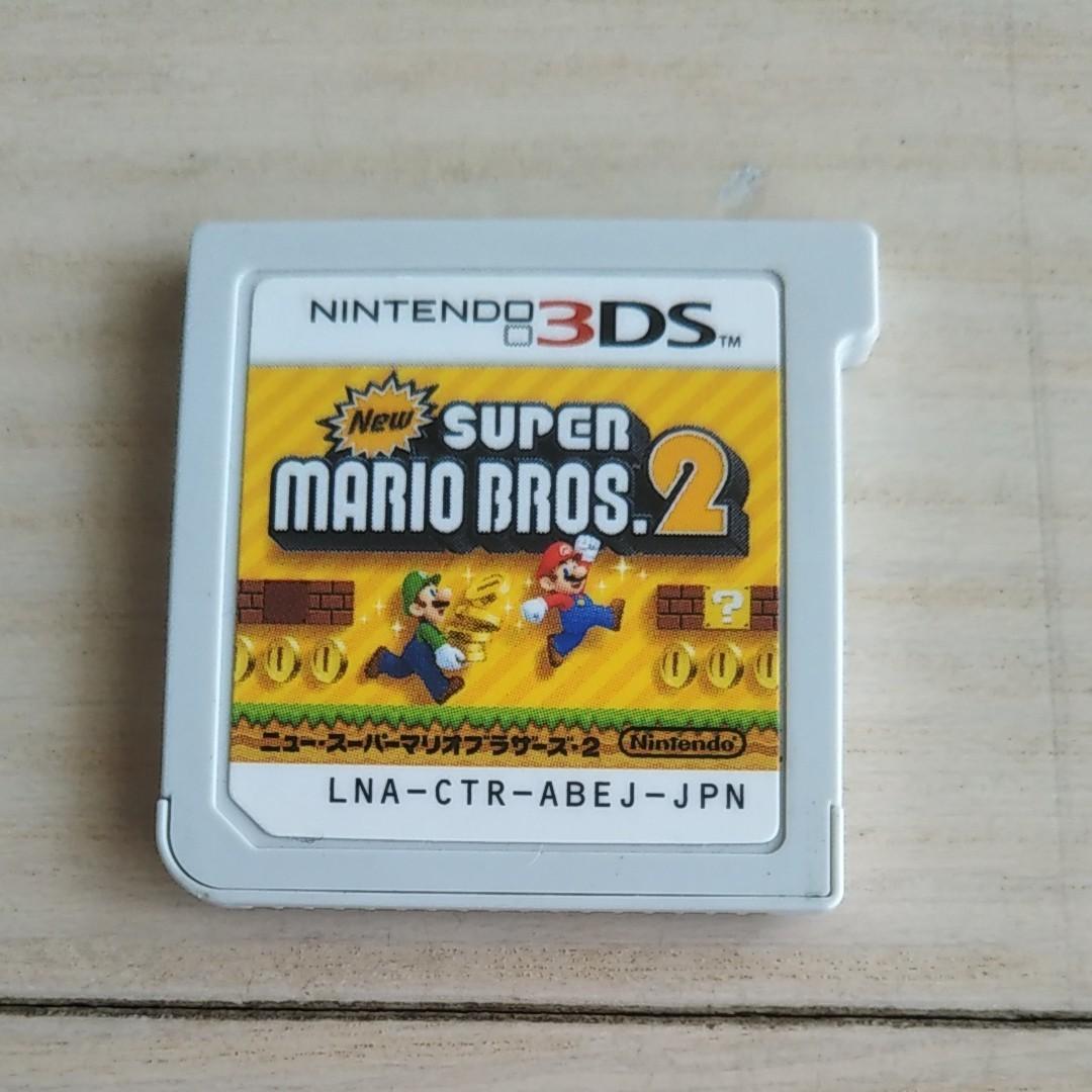 Newスーパーマリオブラザーズ2 3DS