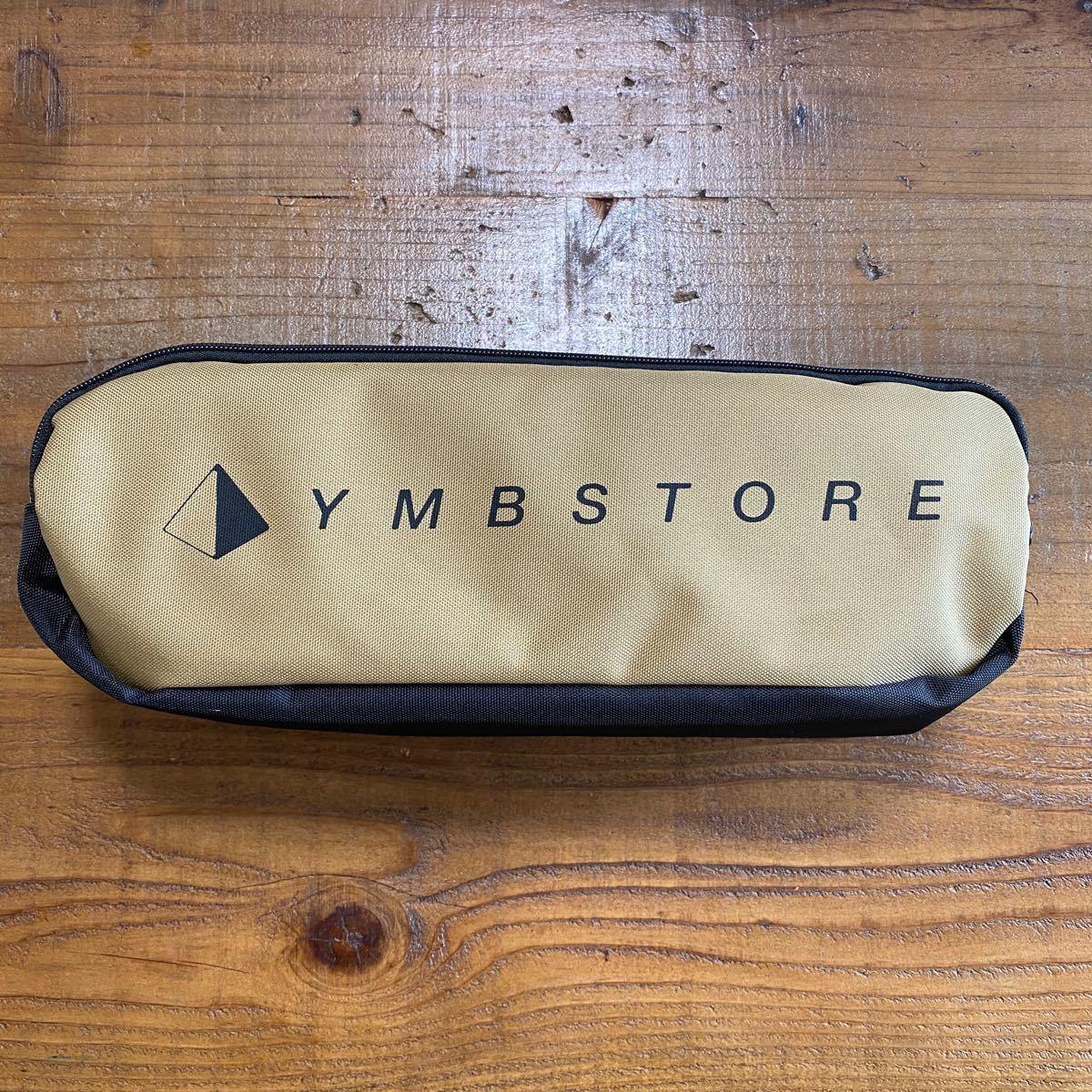 YMB STORE アウトドアチェア コンパクト イス 軽量 ヘリノックス スノーピーク