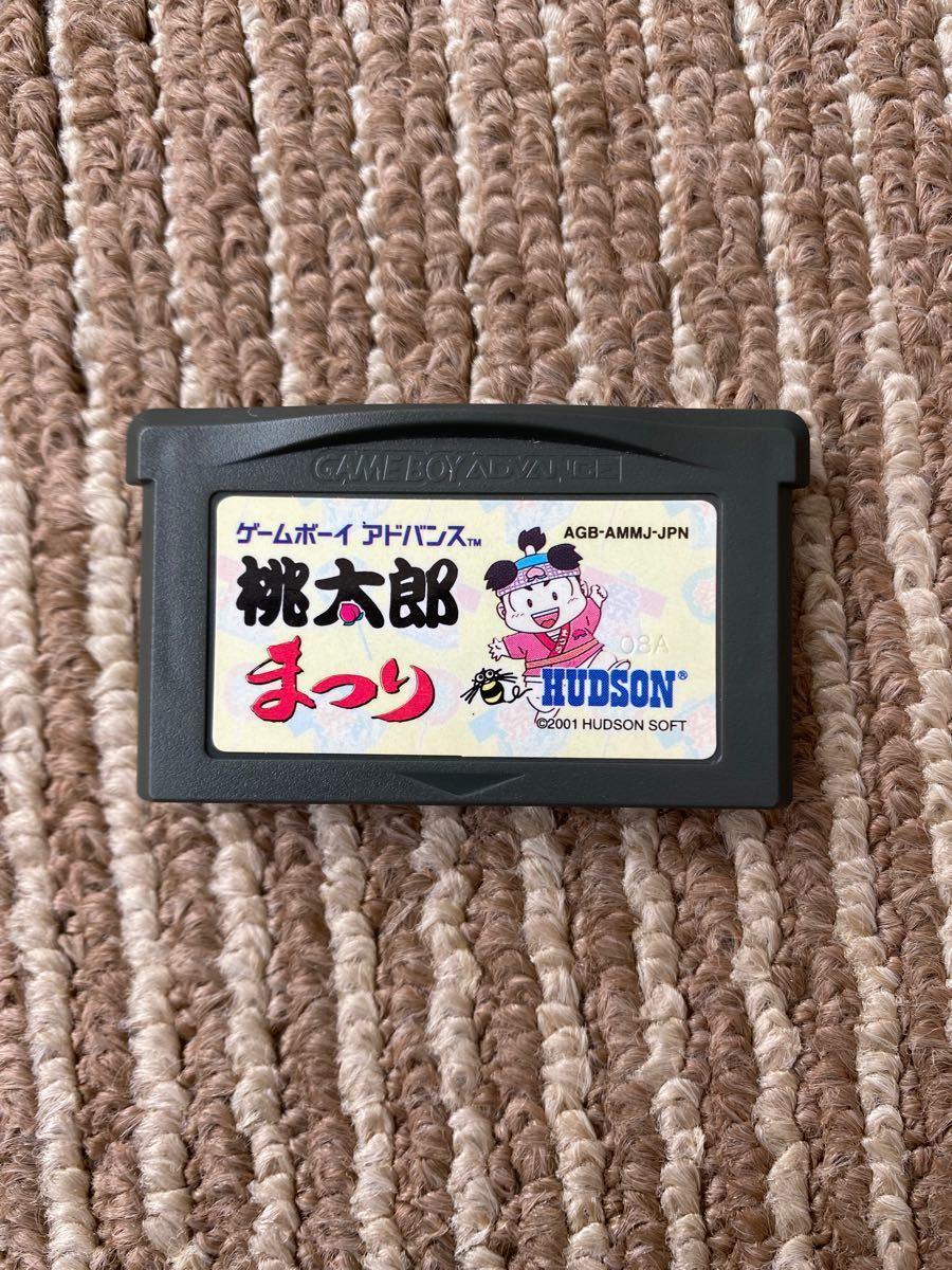 GBA ゲームボーイアドバンス 桃太郎まつり