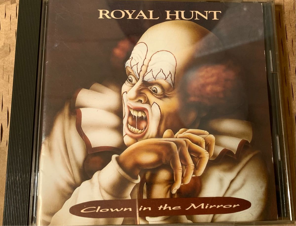 Royal Hunt- Clown In The Mirror
