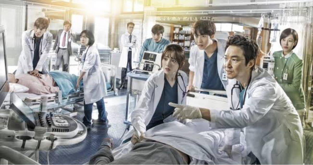 ★浪漫ドクターキムサブ2★韓国ドラマBlu-ray全話収録!翌日又は翌々日に発送