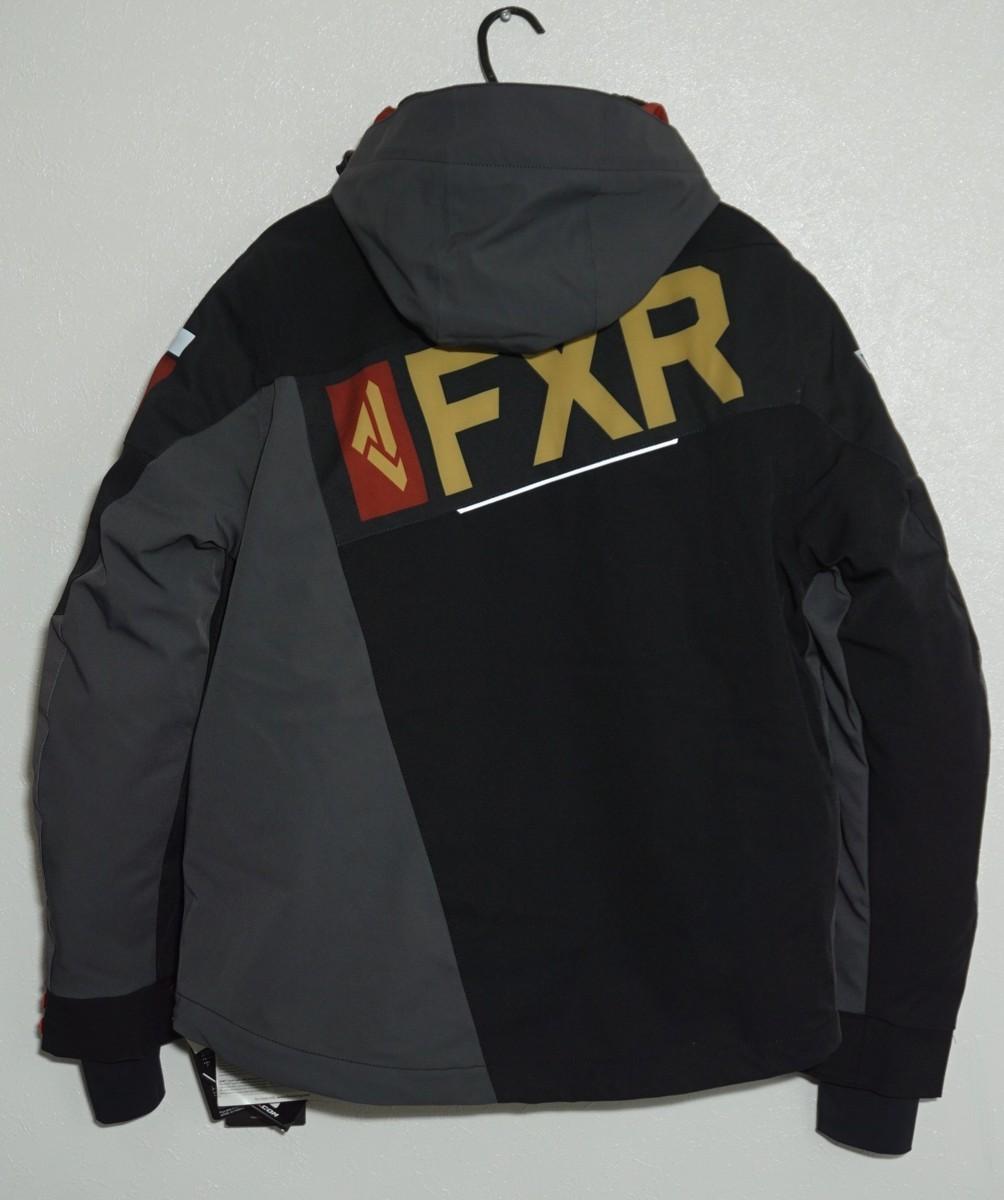 FXR M Ranger Jacket  Black/Char/Gold/Rust M _画像2