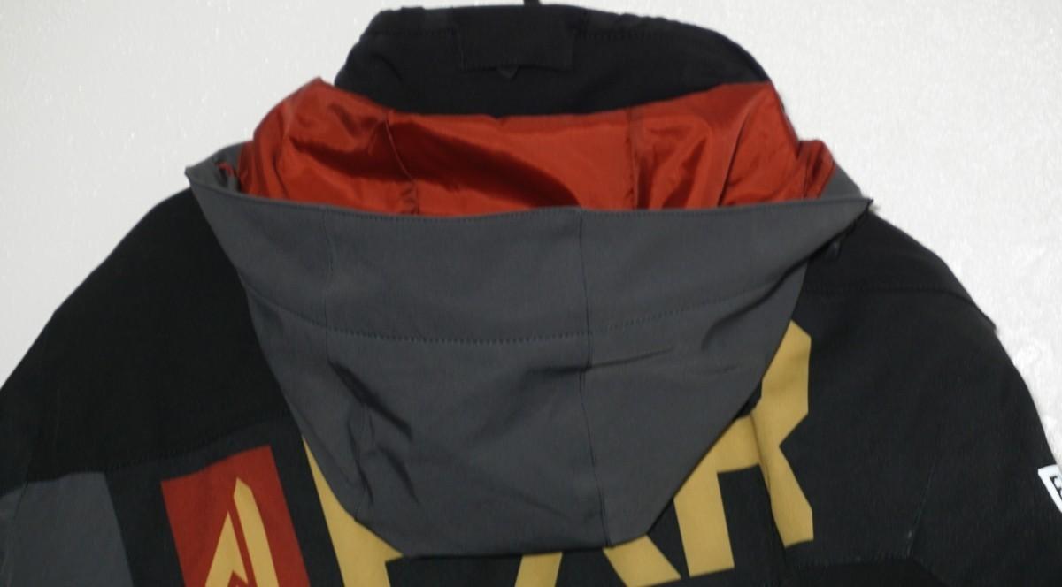 FXR M Ranger Jacket  Black/Char/Gold/Rust M _画像5