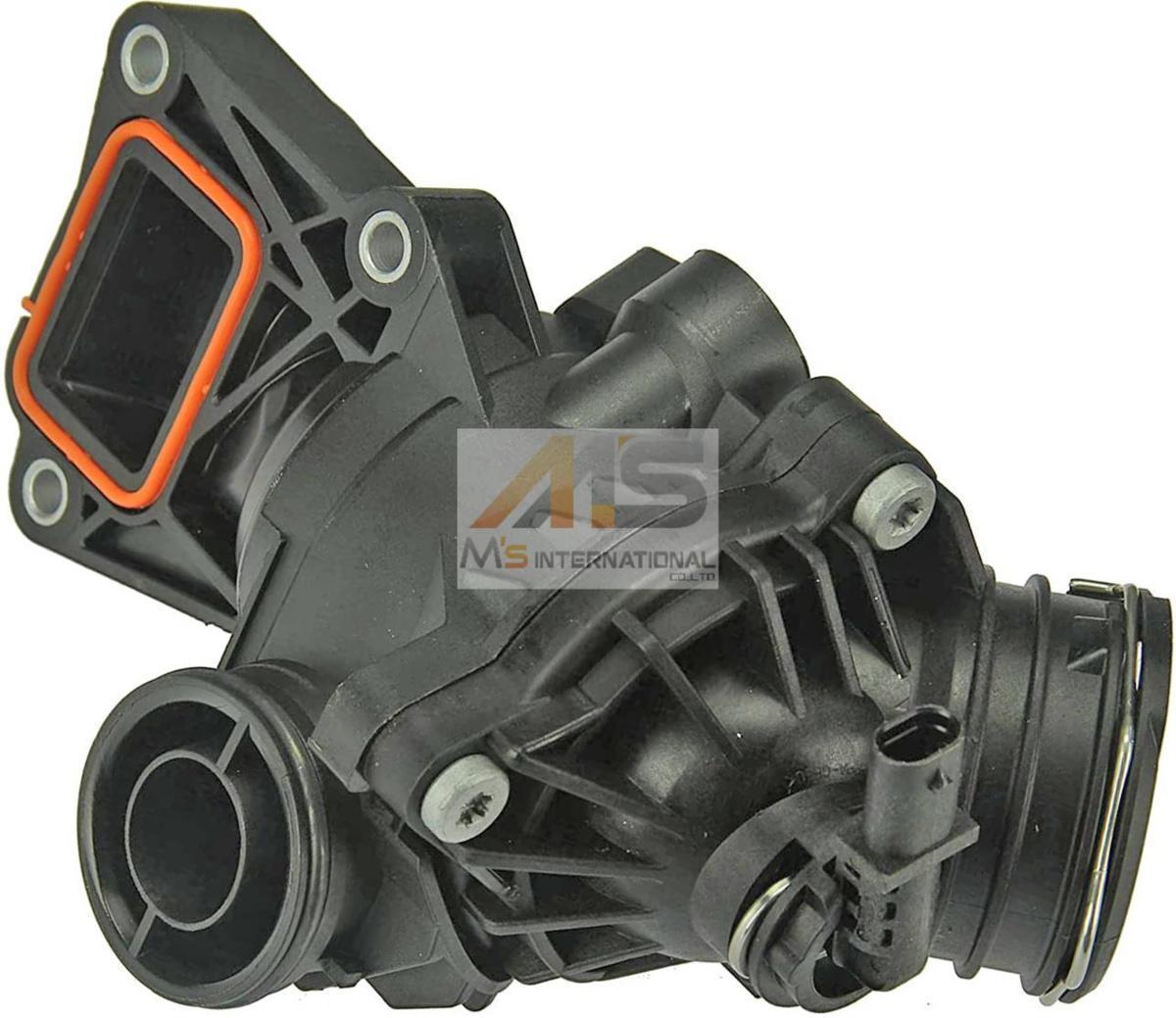 【M's】W212 W207 Eクラス / W218 X218 CLSクラス / X204 GLKクラス V6用 (M276) 優良社外品 サーモスタット // 2762000515 2762000115_画像1