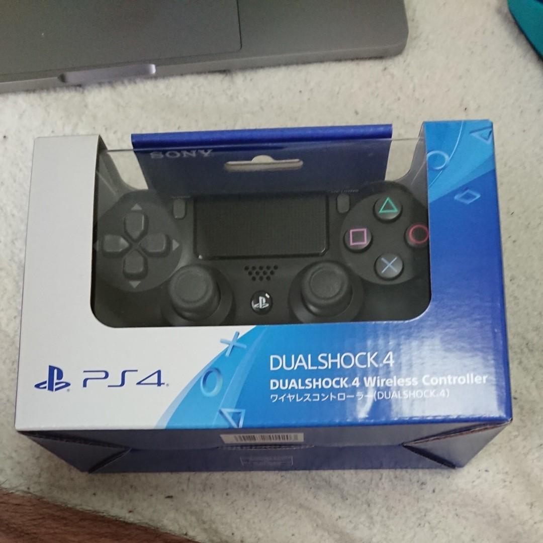 PS4 ワイヤレスコントローラー(DUALSHOCK4) ジェット・ブラック CUH-ZCT2J 22