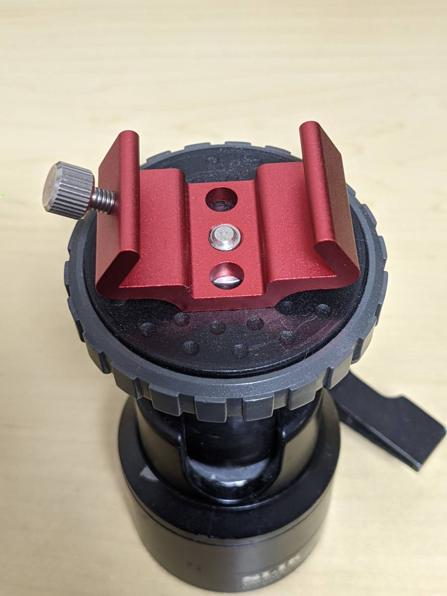 Asker FMA135 鏡筒バンド専用ファインダーベース タイプC (超軽量タイプ)_画像4