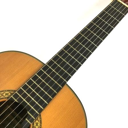 Ryoji Matsuoka T30 松岡良治 ガット ギター クラシックギター 1977 訳有 Y5667852_画像4