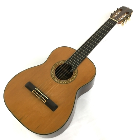 Ryoji Matsuoka T30 松岡良治 ガット ギター クラシックギター 1977 訳有 Y5667852_画像1