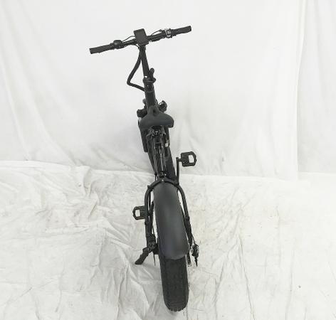 """【引取限定】MATE X 250+ 電動折りたたみ自転車 20×4"""" ファットバイク 中古 W5651470_画像7"""