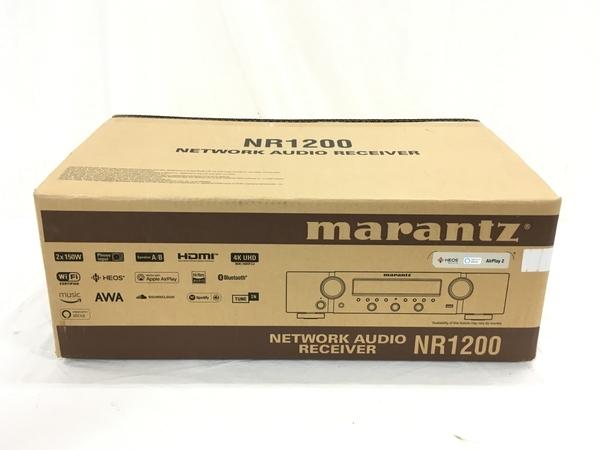 Marantz NR1200 プリメインアンプ ネットワーク オーディオレシーバー 2020年製 音響機材 中古 良好 W5690798_画像9