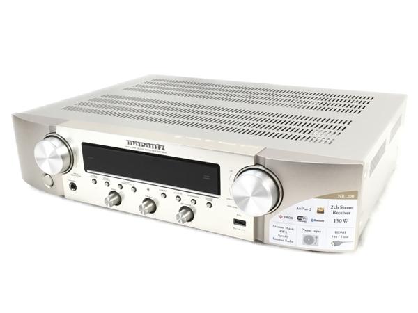 Marantz NR1200 プリメインアンプ ネットワーク オーディオレシーバー 2020年製 音響機材 中古 良好 W5690798_画像1