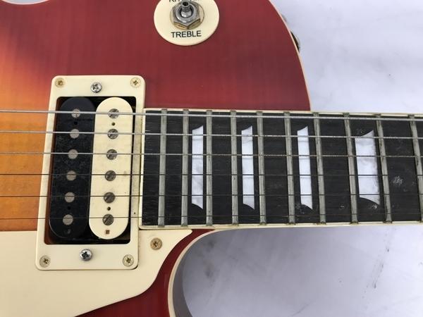 Blitz レスポール チェリーバースト エレキギター ブリッツ 中古 S5701014_画像6
