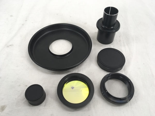 Pentax 100 SD UF II 鏡筒 ジャンク W5678056_画像6
