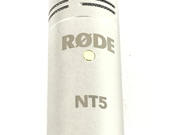 RODE ロード NT5 コンデンサ マイク 音響機材 中古S5709622_画像7