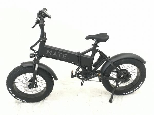 """【引取限定】MATE X 250+ 電動折りたたみ自転車 20×4"""" ファットバイク 中古 W5651470_画像4"""