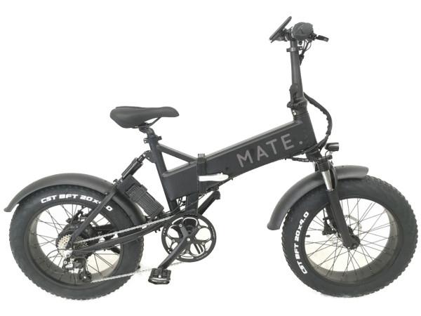 """【引取限定】MATE X 250+ 電動折りたたみ自転車 20×4"""" ファットバイク 中古 W5651470_画像1"""