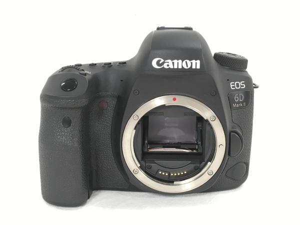 Canon EOS 6D mark II カメラ ボディ 中古 W5711393