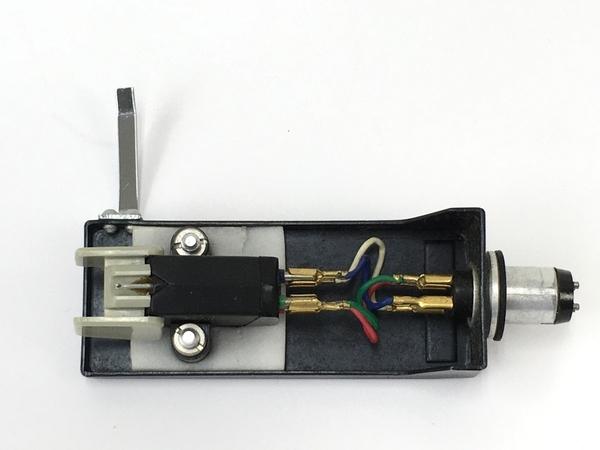 Pioneer 71 330 MMカートリッジ サンスイシェル付 ジャンク M5722118_画像6
