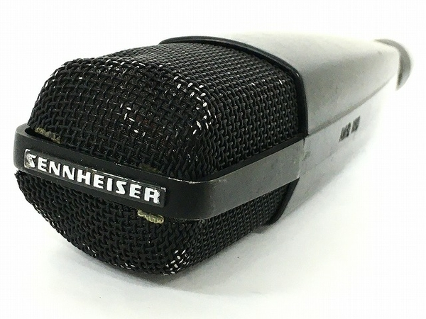 SENNHEISER MD421-U-5 ダイナミックマイク ゼンハイザー 中古 訳あり T5708260_画像1