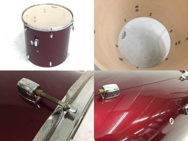【引取限定】PEARL Forum Series ドラムセット 打楽器 ジャンク 直 Y5642569_画像10