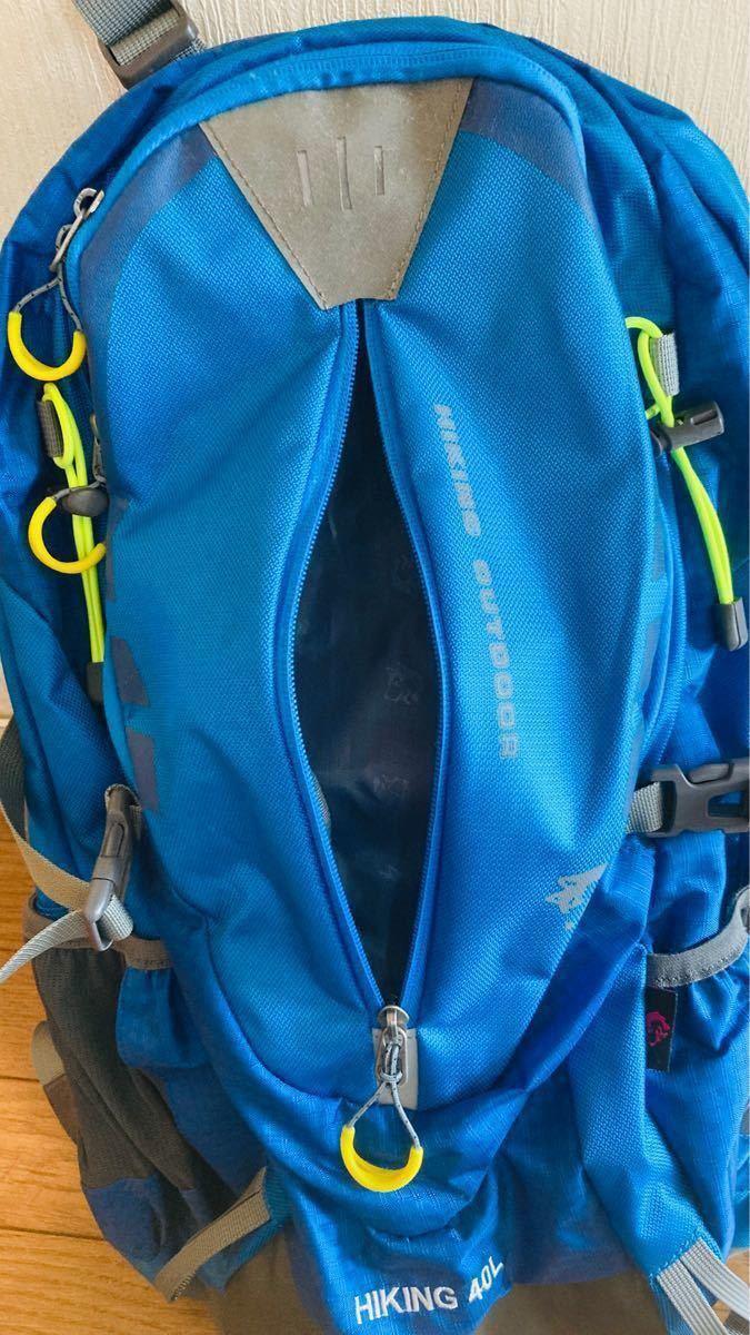 登山用リュック バックパックキャンプ アウトドア 40L 防水リュック