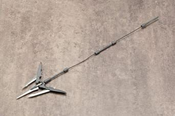 11 トライデントスピア 壽屋 M.S.G モデリングサポートグッズ ウェポンユニット11 トライデントスピア 全長約204mm_画像5