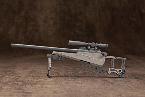 M.S.G モデリングサポートグッズ ウェポンユニット09 ニュースナイパーライフル 全長約148mm NONスケール プラモデ_画像10