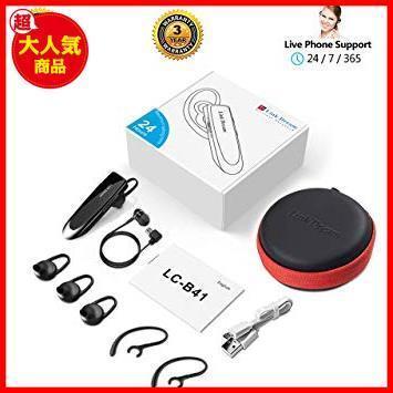 新品特価 黒 マイク 日本語音声 片耳 V4.1 B2099 ヘッドセット ワイヤレス Bluetooth DreaXSW5_画像6