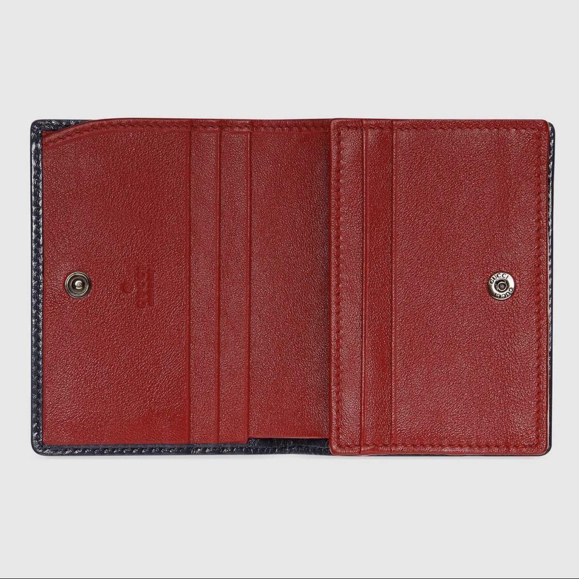 GUCCI グッチ 二つ折り財布_画像7