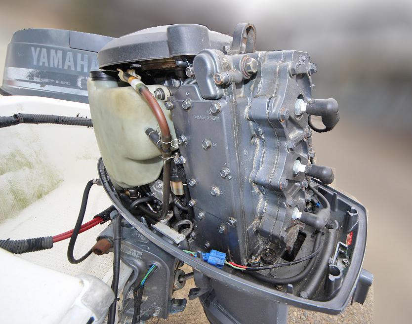 ヤマハSRV20とトレーラーのセット_画像9