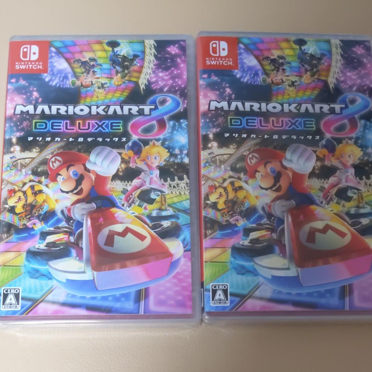 ニンテンドースイッチ マリオカート8デラックス Nintendo Switch