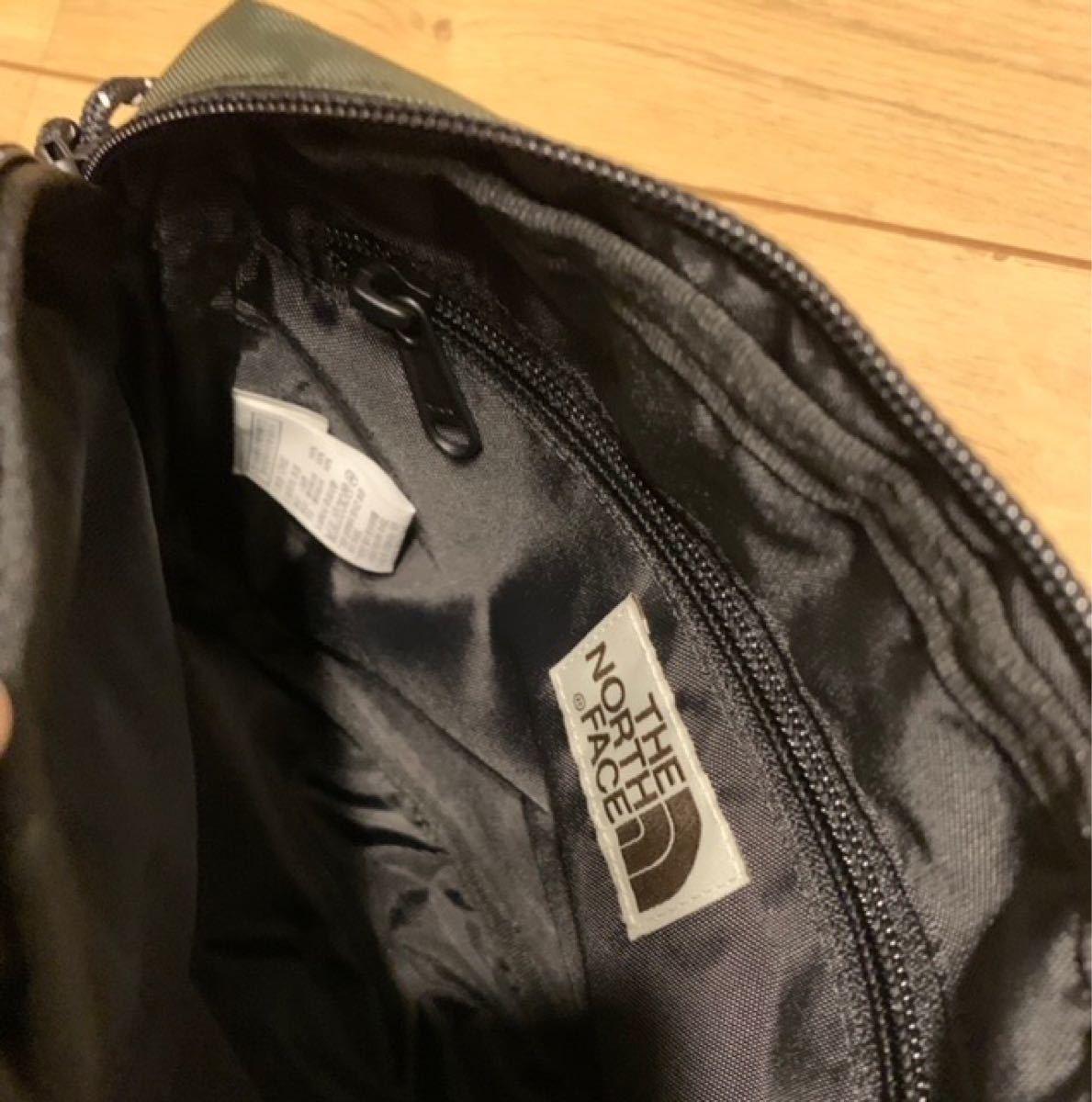 【新品未使用】ノースフェイス CROSS BAG ショルダーバッグ カーキ