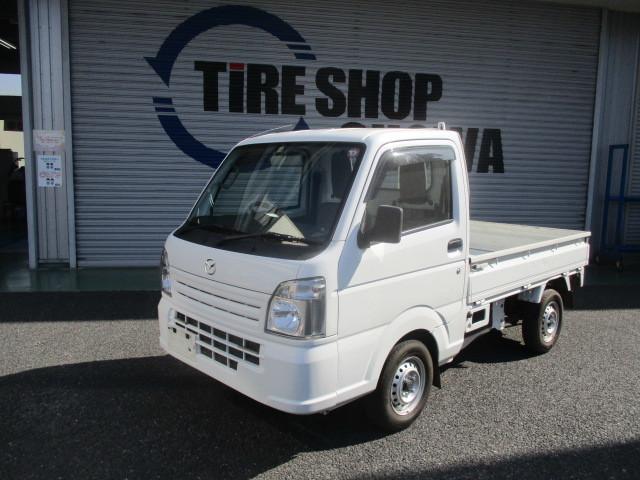 L)中古車 マツダ スクラムトラック(DG16T) 平成25年 車検有 走行距離19,000km_画像1