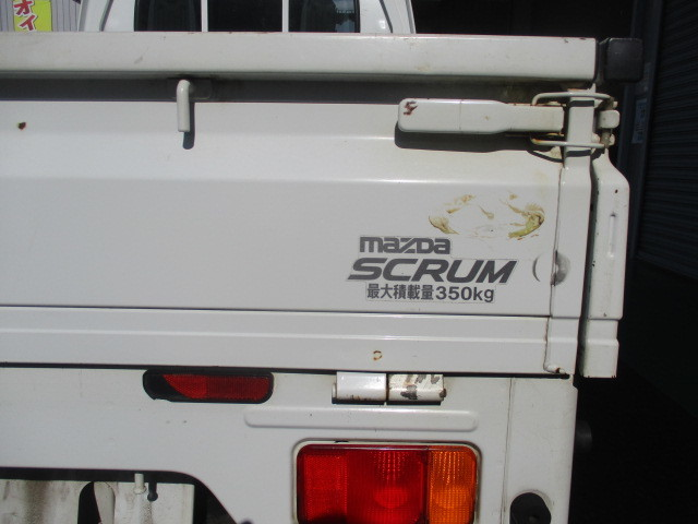 L)中古車 マツダ スクラムトラック(DG16T) 平成25年 車検有 走行距離19,000km_画像9