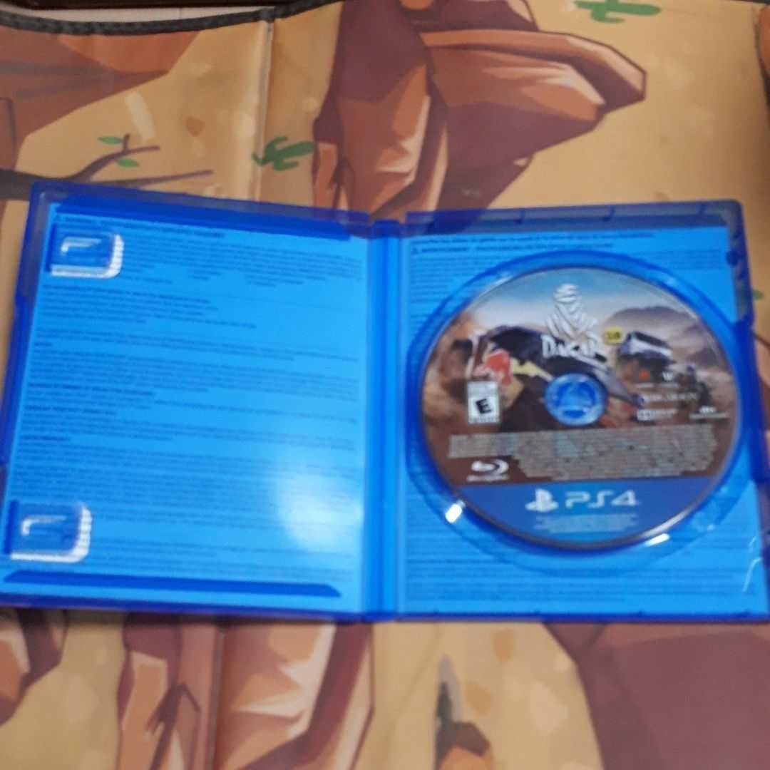 PlayStation4 DAKAR 18 北米版