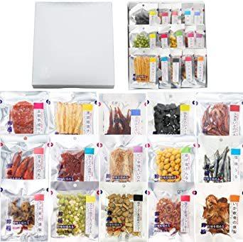 お歳暮 おつまみ ギフト セット 珍味を極める15品セット おつまみ おつまみセット 食べ物 ギフト セット 詰め合わせ_画像1