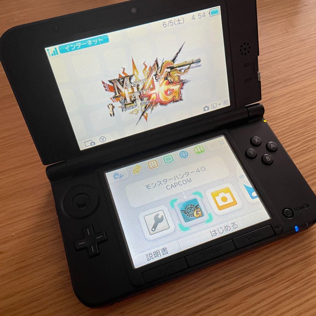 ニンテンドー3DS LL 3DS本体 レッド Nintendo 任天堂