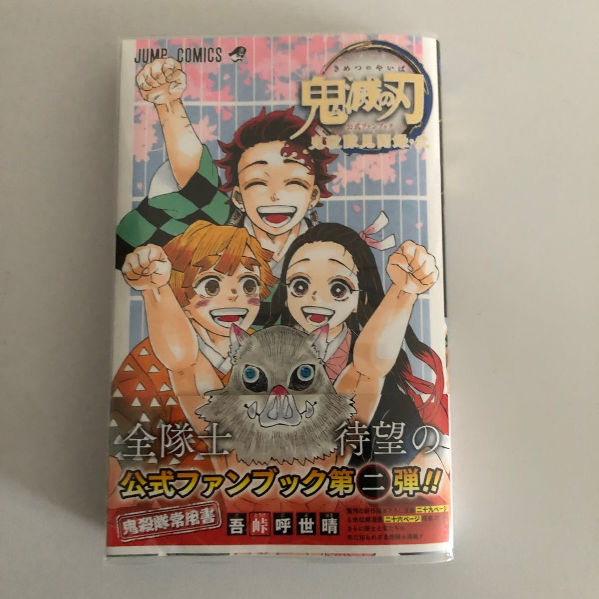 鬼滅の刃 公式ファンブック第二弾 鬼殺隊最終見聞録 (ジャンプコミックス)